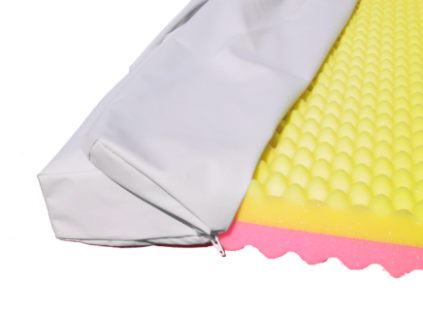 Incontinence cover for mattresses