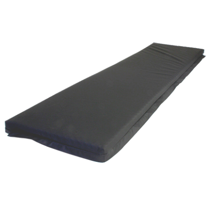 Mattresses for operating tables with pressure relief