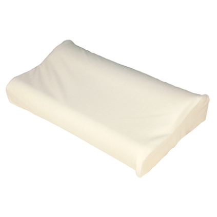Pressure relief pillow for the head